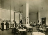 Northwest Hotel dining room, Bismarck, N.D.