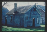 Well House exterior view, Adams-Fairview Bonanza Farm, Wahpeton, N.D. vicinity