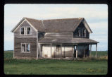 Unrestored residence, Bagg Bonanza Farm District, Mooreton, N.D. vicinity