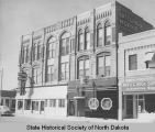 North side of Main Avenue, Bismarck, N.D.