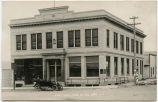 First National Bank Building Mott, N.D.