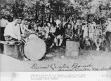 Dunn Center Band, Dunn Center, N.D.
