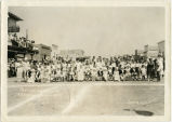 Pageant Hettinger Co 25th Anniversary June 15 1932, Mott, N.D.