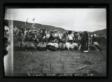Sioux dances at Bullhead, S.D.