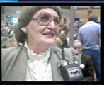 Women's Caucus meets at 1977 Democratic Convention and supports women lieutenant governor...