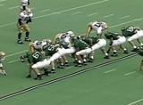 Full news video reporting on University of North Dakota vs. Northern Colorado football game