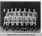 Bismarck High School basketball team
