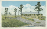 Commander's residence Camp Upton, Long Island, N.Y.