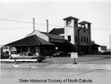 Burlington Northern Railway Depot, Bismarck, N.D.