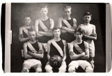 Columbus High School basketball team, Columbus, N.D.