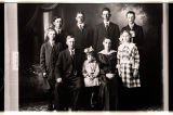 John Salverson family portrait