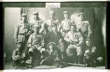 Baseball team, Powers Lake, N.D.