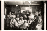 Flaxton High School cast of Man Without a Country, Flaxton, N.D.