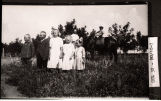 Anderson children, Bowman, N.D.