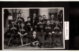 First baseball team, McKenzie, N.D.