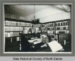 Office of the secretary of the Public Library Commission, Bismarck, N.D.