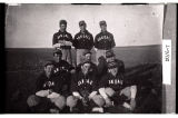 Baseball team, Oakdale, N.D.