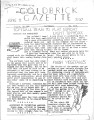 Goldbrick Gazette, June 11, 1937
