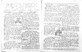Goldbrick Gazette, August 23, 1937