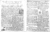 Goldbrick Gazette, August 30, 1937