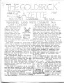 Goldbrick Gazette, July 7, 1937