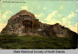 Castle Rock, Bad Lands, N.D.