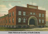 Armory, Company K., North Dakota National Guard, Dickinson, N.D.