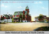 State Hospital, Jamestown N.D.