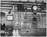 Interior of Post office, Fargo, D.T.