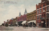 Fargo, N.D. - N.P. Ave., looking west