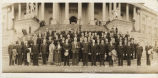 Amphion Chorus at national capitol, April 24, 1935