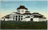 Main building, State Fair Grounds