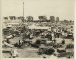 Agricultural exhibition grounds at the North Dakota State Fair in Fargo