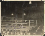 Boxing match at the Winter Gardens, Fargo, N.D.