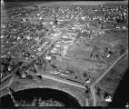 Aerial of Mayville, N.D.
