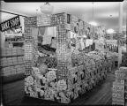 Apple display, Red Owl Supermarket, Fargo, N.D.