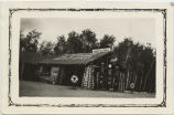 Eastwood Camp Store & Standard Oil gas station, Lake Metigoshe, N.D.