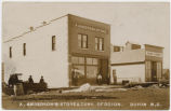 A. Anderson's Store & Bank of Doyon, Doyon, N.D.