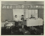 Woodrow Wilson second grade cafeteria