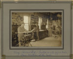 King-Bruns Auto Shop, Cooperstown, N.D.