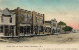 North side of Main Street, Fairmount, N.D.