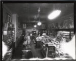 Haakenson Drug interior, Hatton, N.D.