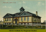 School building, Barton, N.D.
