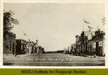 Main Street, Edinburg, N.D.