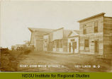 East side Main Street N., Des Lacs, N.D.