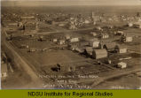Panoramic view no. 2, Beach, N.Dak., county seat, Golden Valley County
