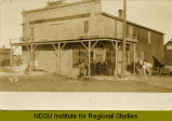 Wright and Stevens Farm Machinery, Crary, N.D.