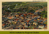 Air view of Grand Forks, N.D.