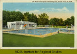 New Grand Forks swimming pool, Grand Forks, N.Dak.