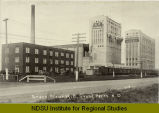 State Flour Mill, Grand Forks, N.D.